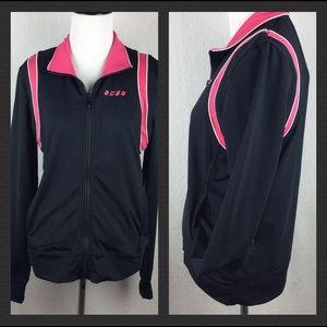 BCBGMaxazria black jacket NWT size L